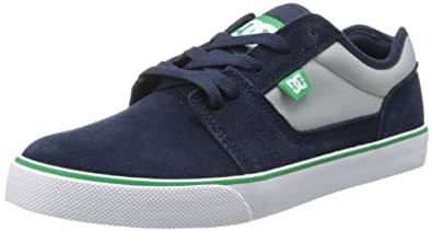DC Shoes Tonik M Shoe Ngh, Chaussures de skateboard homme - Gris (Navy Grey), 44 EU