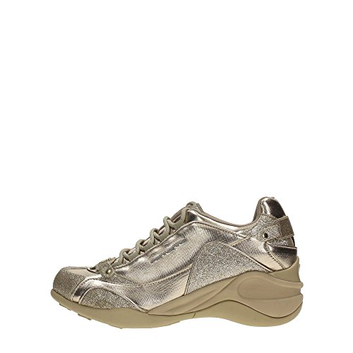 Fornarina PIFSE6432WMA Sneakers Donna Sintetico SPECIAL GOLD METALLIC SPECIAL GOLD METALLIC 38