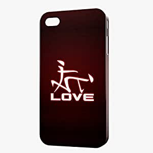 a AND b Designer Printed Mobile Back Cover / Back Case For Apple iPhone 5 / Apple iPhone 5s (5S_3D_575)
