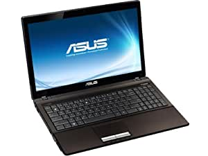 Asus A53U-EH22-CBIL 15.6-Inch Notebook (Brown)