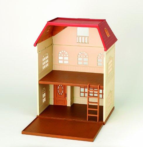 Sylvanian families 2745 casa a 3 piani for Casa a 4 piani