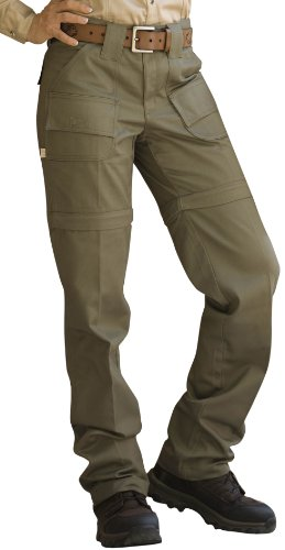 Women's Safari Zip-Off Camouflage Pants – SHE