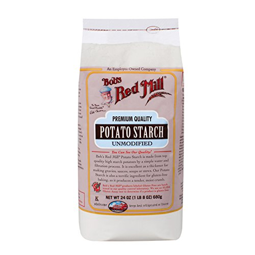 Bob's Red Mill, Potato Starch, 24 oz (Potato Corn Starch compare prices)
