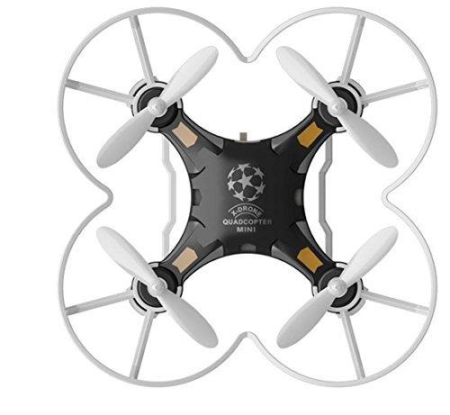 FQ FQ777-124 Pocket Drone 4CH 6Axis Gyro Quadcopter Black
