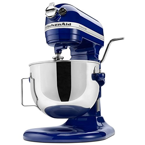 Kitchenaid Professional Heavy Duty 5Qt Bowl Lift Stand Mixer 475 Watts - Cobalt Blue