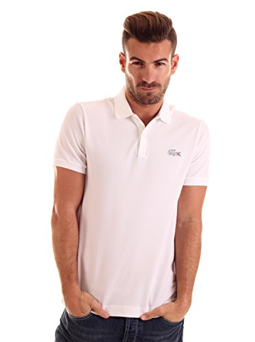 Lacoste Live - PH8602 Polo, delle Filippine/Pastis