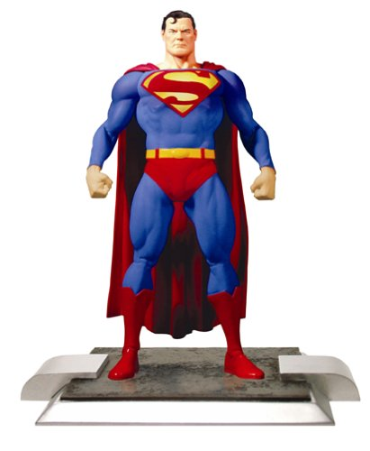 Picture of DC Direct Alex Ross Justice League 1: Superman Action Figure (B00030LP6A) (Superman Action Figures)