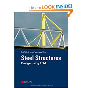 Steel Structures Rolf Kindmann and Matthias Kraus