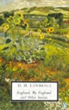 img - for England, My England and Other Stories: Cambridge Lawrence Edition (Penguin Twentieth Century Classics) book / textbook / text book