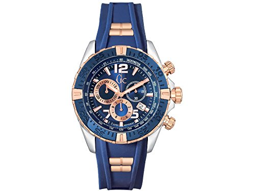 GC by Guess orologio uomo Sport Chic Collection Sport Racer cronografo Y02009G7