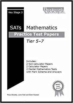 Practice Test Papers for Key Stage 3 Mathematics Tier 5-7 ...