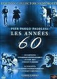 echange, troc Coffret Pier Paolo Pasolini 3 DVD : Les Années 60 - Accatone / La Ricotta / Comizi d'Amore / Des oiseaux petits et gros / Œdi