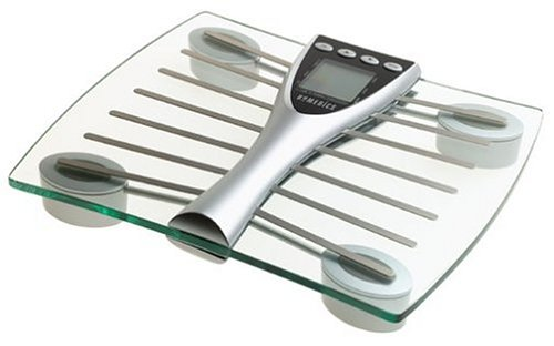 Cheap HoMedics SC-571 Glass Top Body Fat Analyzer and Scale (SC571)