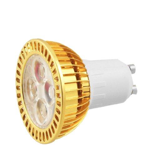 4W Gu10 4X1W Led White Spotlight Downlight Bulb Lamp Ac 85-265V