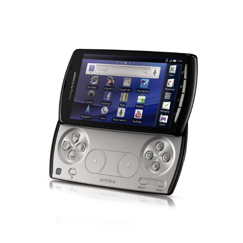 Sony Ericsson Xperia PLAY Sim Free Mobile Phone Includes 16GB memory card