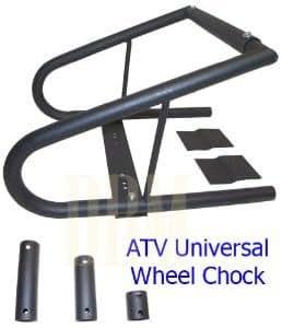 Amazon.com: ATV Universal Wheel Chock Motorcycle Bike ...