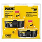 Dewalt XRP Rechargeable Battery Pack Combo, 18.0 V (DWLDC90962)