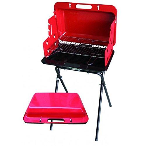 Blinky 78800-10 Speedy Valigetta Barbecue, 47X26 cm