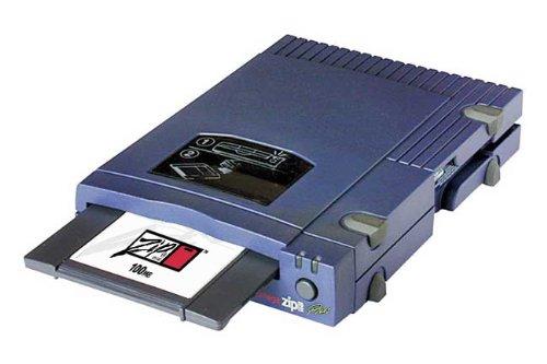 Iomega ZIP Plus - Disk drive - ZIP ( 100 MB ) - external ...