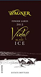 2012 Wagner Vineyards Vidal Blanc Ice 375 mL White Wine