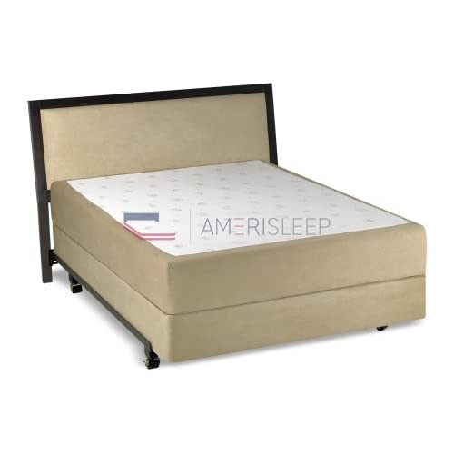The liberty bed full size memory foam mattress from amerisleep Full size memory foam mattress