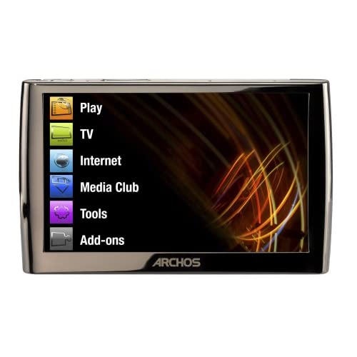 Archos 5 250 GB Internet Media Tablet