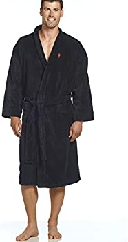 Jockey Mens Terry Velour Robe