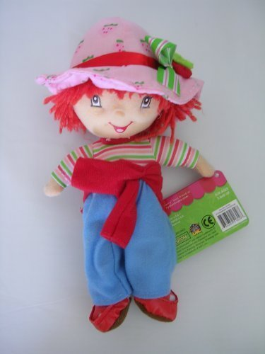"Strawberry Shortcake Emily Erdbeer 10"" Plush - 1"