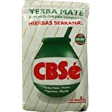 Yerba Mate CBSe Herbal Blend, 2.2 lbs, from Argentina (Tamaño: 35.2 Ounces)