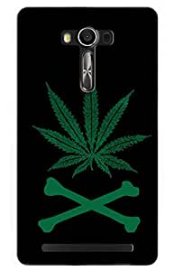 bob marley Designer Printed Back Case Cover for Asus Zenfone 2 Laser ZE550KL