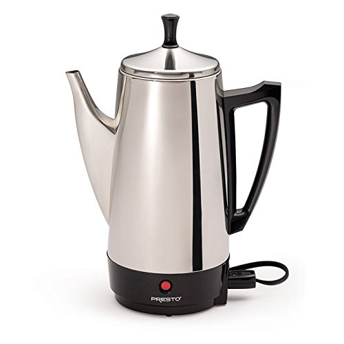Presto-Stainless-Steel-Coffee-Maker