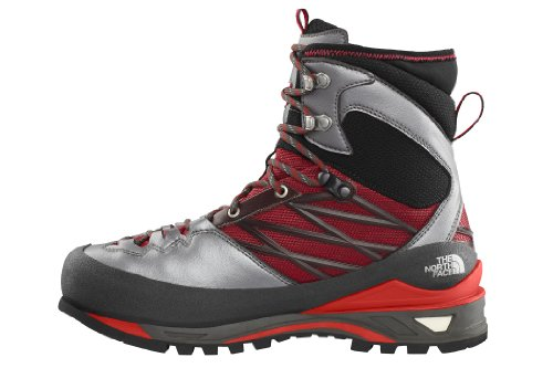 The North Face Verto S4K GTX red/black climbing boots