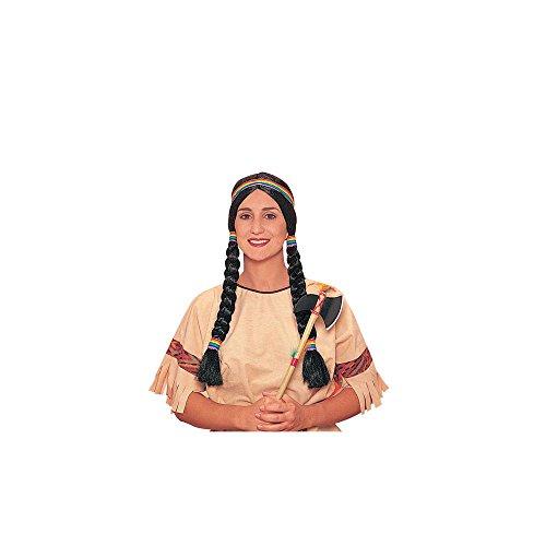 Native American Princess Wig - 1