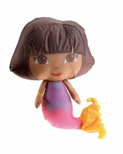 Fisher-Price Splash Around Mermaid Dora - 1
