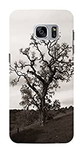 Koveru Back Cover Case for Samsung Galaxy S7 Edge - The Giant Tree
