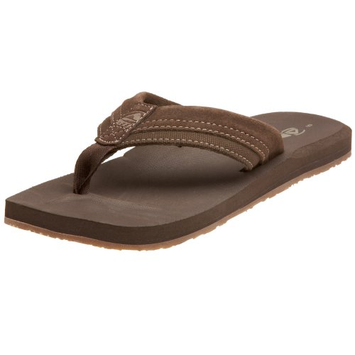 Reef Men's Stuyak Dark Brown Sandal R2437DAB 7 UK