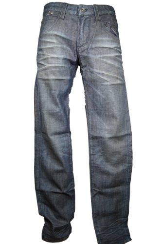 Energie -  Jeans  - Uomo Nero  nero W33