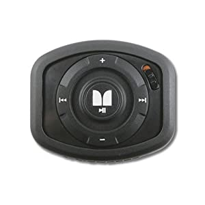 41VBycDJVRL. SL500 AA300  Monster iEZClick Remote Control For iPod (Black)   $19 Shipped