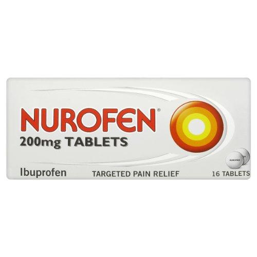 Nurofen Tablets 200Mg 16