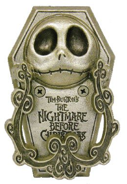 Neca Nightmare Before Christmas Pewter