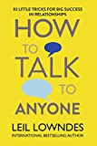 How to Talk to Anyone: 92 Little Tricks ...
