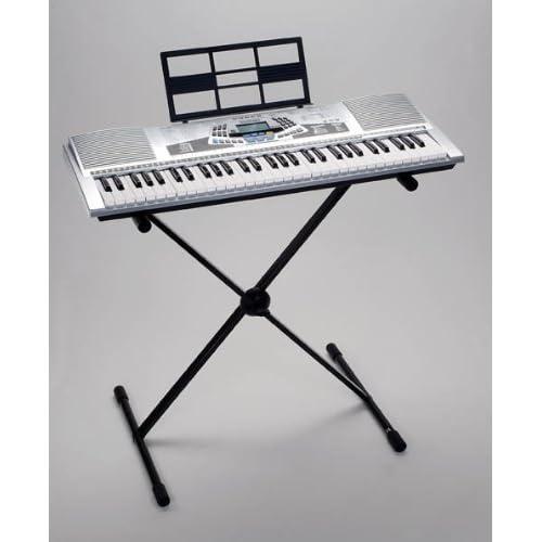 buy bontempi clavier num rique 61 touches pied pm678l accessories instruments. Black Bedroom Furniture Sets. Home Design Ideas