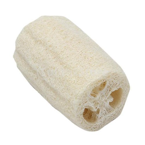 [Free Shipping Natural Loofah Bath Shower Sponge Scrubber] (Loofah Costume Materials)