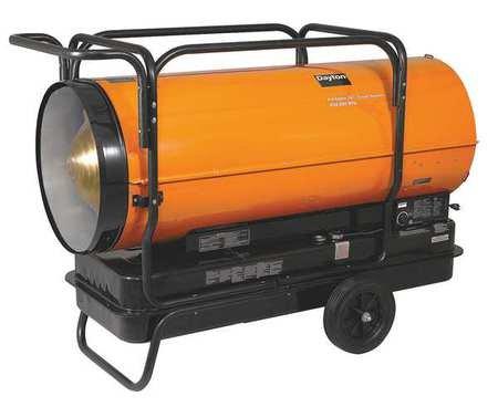 650000 BtuH Oil Fired Torpedo Heater, Kerosene/Diesel (650000 Kerosene Heater compare prices)