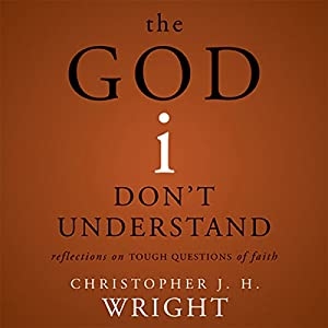 The God I Don't Understand Audiobook