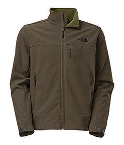 The North Face Men's Apex Bionic Jacket Black Ink Green/Black Ink Green Large by The North Face