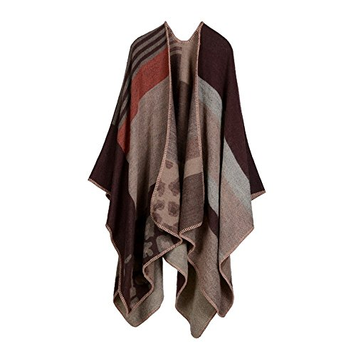 peacoco-da-donna-elegante-tartan-plaid-controllato-maglia-inverno-spessore-caldo-poncho-scialle-mant