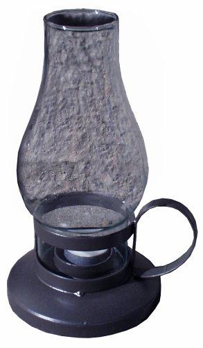 PTC Home & Garden Table Lantern with Handle, Pewter - Buy PTC Home & Garden Table Lantern with Handle, Pewter - Purchase PTC Home & Garden Table Lantern with Handle, Pewter (PTC Home & Garden, Home & Garden,Categories,Patio Lawn & Garden,Outdoor Decor)