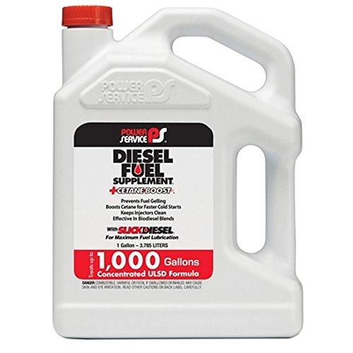 power-service-01128-04-diesel-fuel-supplement-anti-gel-with-concentrated-cetane-boost-formula-1-gall