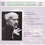 Symphony No.1/NBC So/Toscaniniby Giuseppe Martucci